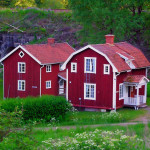 Traditional Swedish House Flickr Sharing