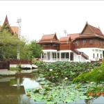 Traditional Thai Houses Baan Song