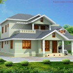 Trans Kerala Architecture House Design