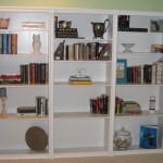 Transforming Townhouse Target Hack Bookcases Are Finally Finished