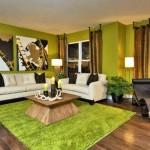 Trendy Antique Color Green Plant Living Room Trend