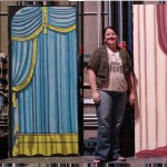 Trinity Scene Painting Curtain Samples