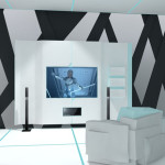 Tron Interior Design Futuristic Inspired Home Interiors