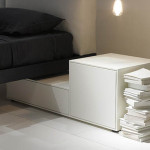 Truck Table Bedside Piero Lissoni