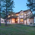 Tudor Style Stucco Home Horse Zoned Acres Make Your Best Move