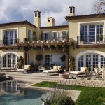 Tuscan Style Home And Swimming Pool Wish List