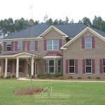 Two Story Home Plan And The Covington Ranch House Design