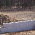 Type Concrete Foundations That Where Hollow Blocks