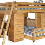 Types Bunk Beds Full Size Loft Bed