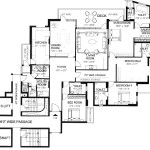 Typical Apartment Layout Plan Projectname