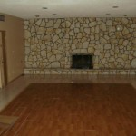 Ugly House Blog Archive Freaky Flagstone Fireplace