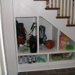 Under Stairs Astonishing Storage Ideas For Small Spaces