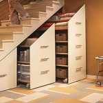 Under Stairs Storage Cabinets For Small Spaces