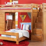 Unique Bunk Beds Colorful Twin Step Bed Student