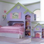 Unique Bunk Beds Discovery Purple Dollhouse For