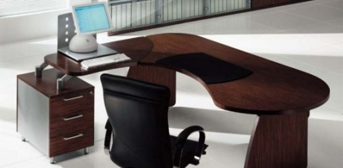 Unique Elegant Desk Office Pictures Images Plans Home