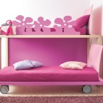 Unique Girls Bunk Beds For Your Girl Pink Twin
