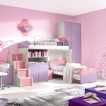 Unique Girls Bunk Beds For Your Modern Girl Colorful