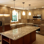 Unique Kitchen Decorating Lighting Ideas Pictures Galleries