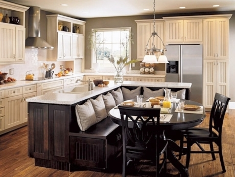 Unique Kitchen Island Ideas