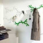 Unique Wall Hook Design Ideas Hooks Tree White And