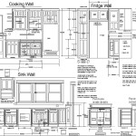 Updated The Kitchen Cabinet Plans Several Times Over Course