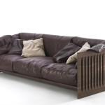 Upholstered Sofa Softwood Riva
