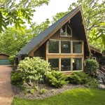 Usa Charming Chalet Style Home Real Estate Listing