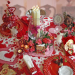 Valentine Decoration Ideas Valentines Day Decorating Interior