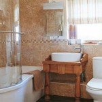 Vanity Ideas For Small Bathrooms Granite Wall