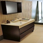 Vanity Ideas For Small Bathrooms Sideview