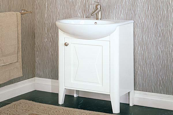 Vanity Ideas For Small Bathrooms Wooden Wall