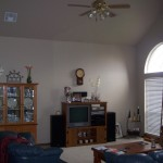Vaulted Ceilings Causing Problems Have Foot Tall
