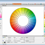 Very Flexible Color Wheel For Creating Advanced Schemes