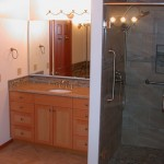 Very Small Sink Bathroom Vanity Plans Wooden And