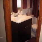 Very Small Upstairs Bath Updated Bathroom That