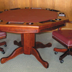 Victorian Game Table And Dining