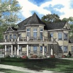 Victorian Style Modern Touches House Home