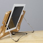 Video Review Dresuit Bamboo Bed Stand For Ipad Some Gadget Guy