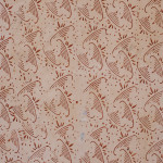 Vintage Eastern Wall Pattern Paint Wild Textures