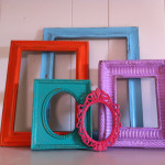 Vintage Frame Set Funky Home Decor Gallery Wall Frames Jack And