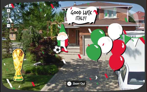 Virtual House Decorating Get Your Home World Cup Ready The
