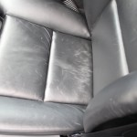 Visible Marks Leather After Liquid Conditioner Cleaner