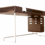 Vuvuvu Writing Desk Computer Simple Stylish