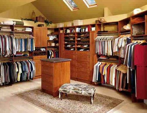 Walk Closet Designs Idea