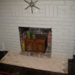 Walk Through Retiled The Fireplace Hearth