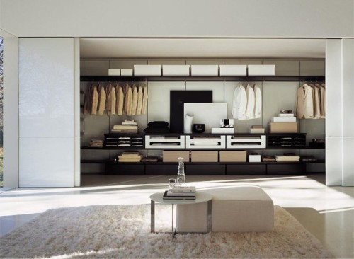 Walk Wardrobes Store From Campbell Watson