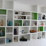 Wall Bookshelves Accentuating Your Walls Image