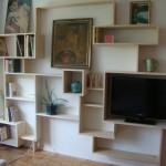 Wall Bookshelves Accentuating Your Walls Layout