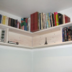 Wall Bookshelves Ideas
